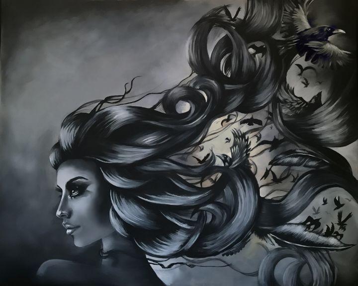 Murder of Crows - Zecret Truex