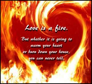 Love Aflame