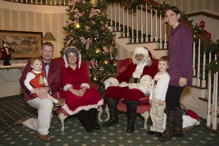 Breakfast with Santa 2015 - Maple Bluff Country Club