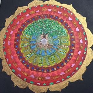 Grounding Mandala