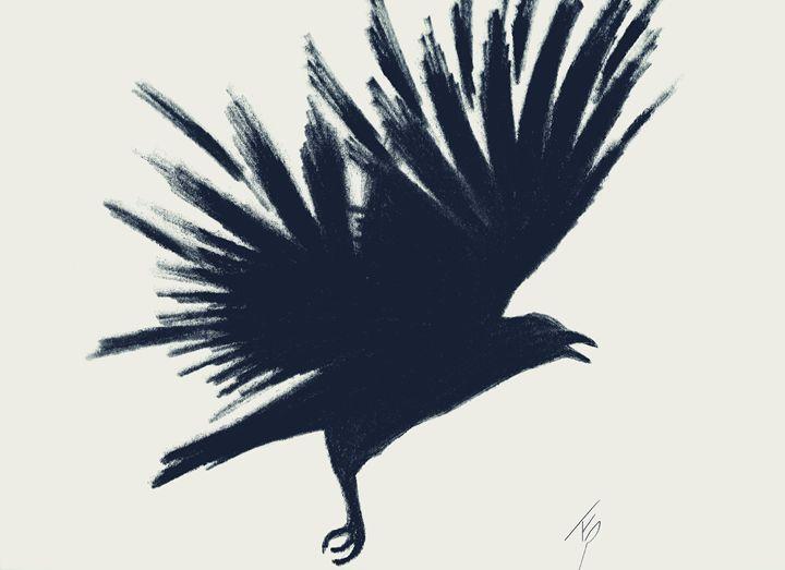 As it Flies - Terra Rosenberg Art