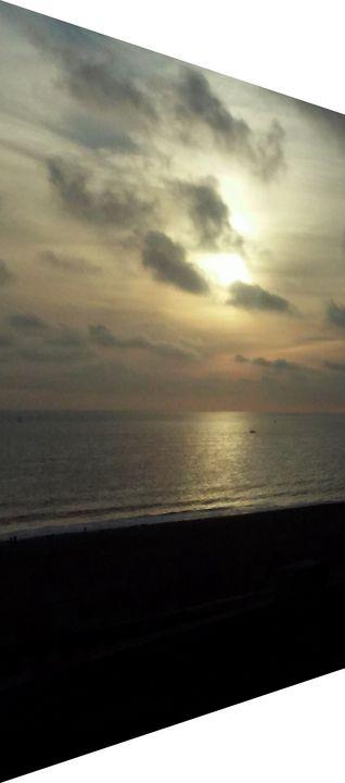 Beach Night Skies - PHOTO STUDIO R21 GALLERY