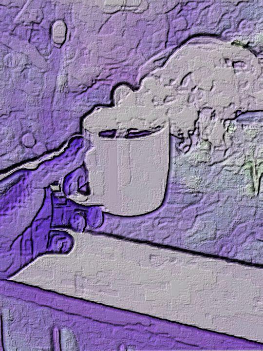 Coffe Cup - PHOTO STUDIO R21 GALLERY