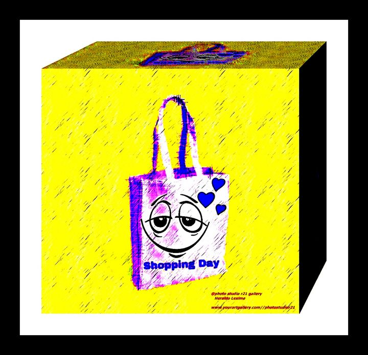 Shopping Bag - PHOTO STUDIO R21 GALLERY