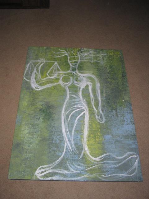 Libra,Zodiac representation. - Frank&Ime/Soul