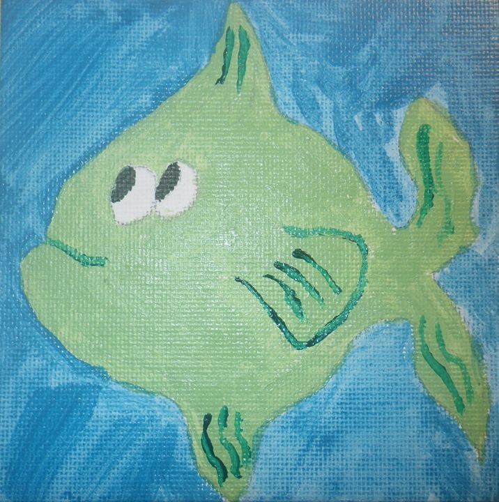 Forest the Fish - ArtAttack