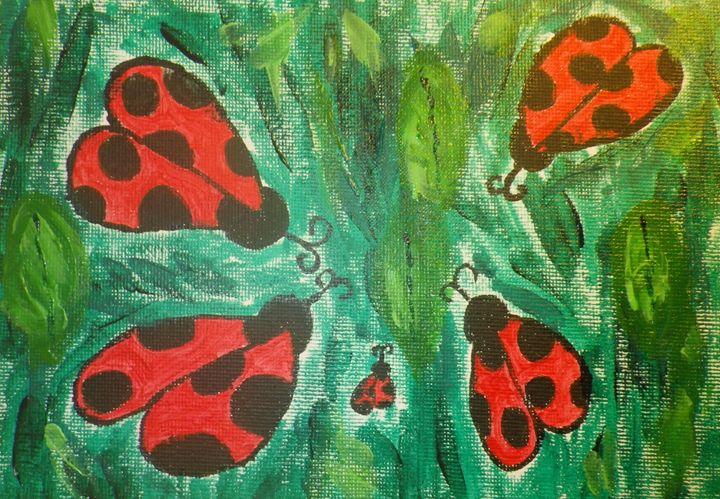 Ladybug Ladybug - ArtAttack