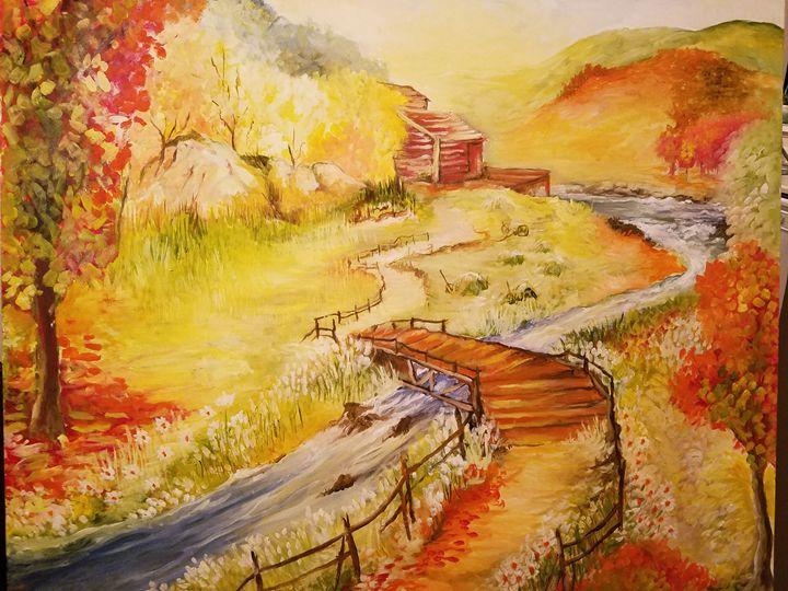 The Farm - Richard Rueda Gallery
