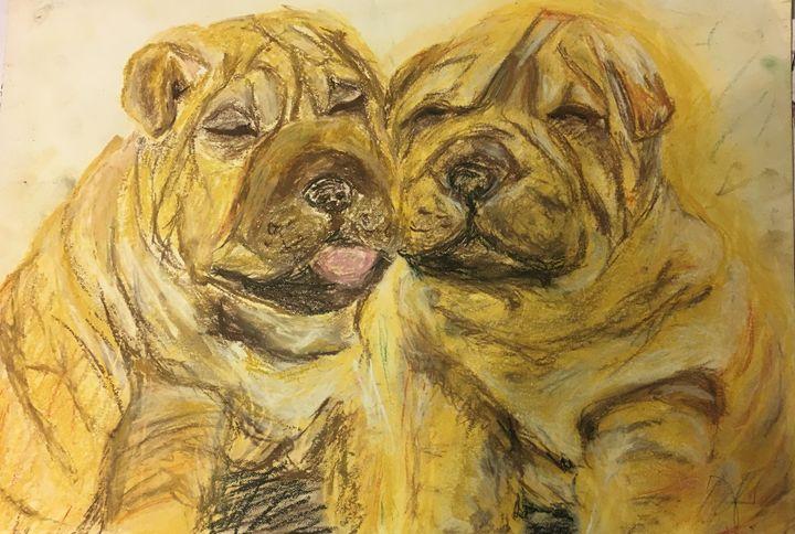 Dogs? - Viviana