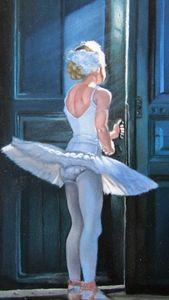 petite danseuse curieuse