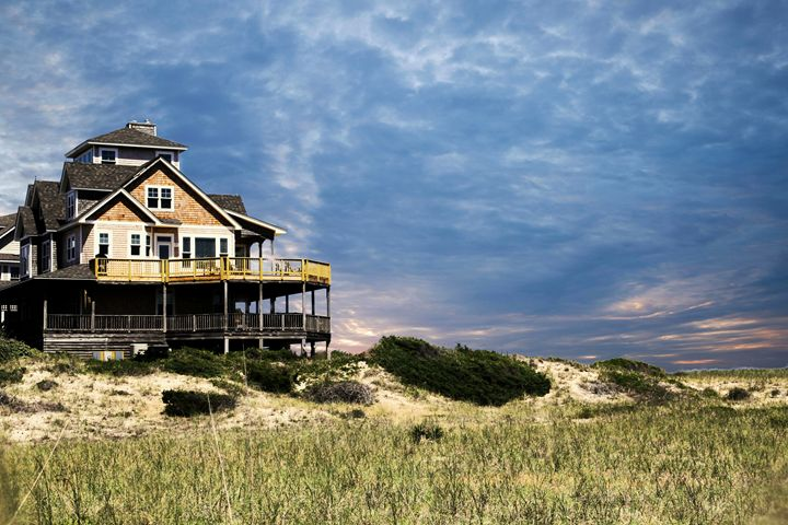 Outer Banks NC Beach House 001 - Patti Needham