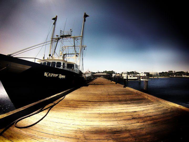 Kathy Rose in dock - Patti Needham