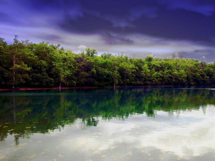 Storm Brewing at Lake Isabella - Patti Needham
