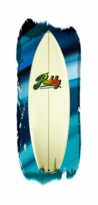 Paddy Surfboard - Patti Needham