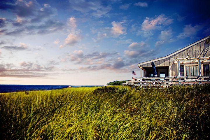 Beach House Long Island Sound - Patti Needham