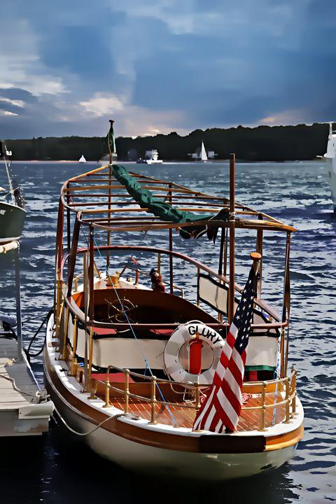 Tour Boat Greenport Long Island - Patti Needham