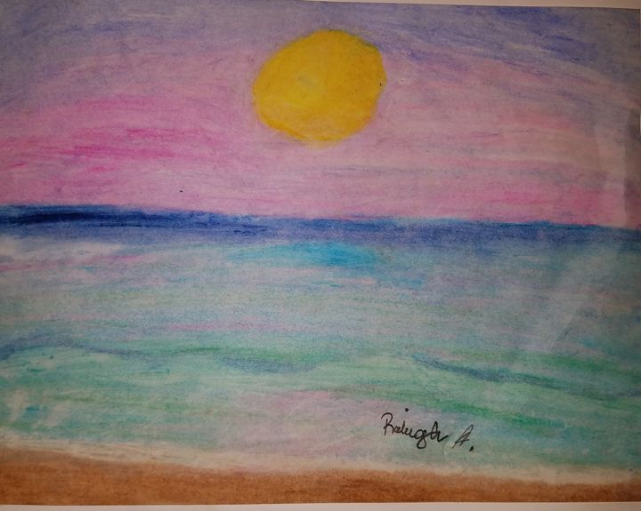 Ocean beuaty - The Amen Artist