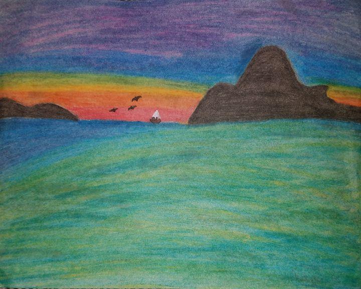 The Sea - The Amen Artist
