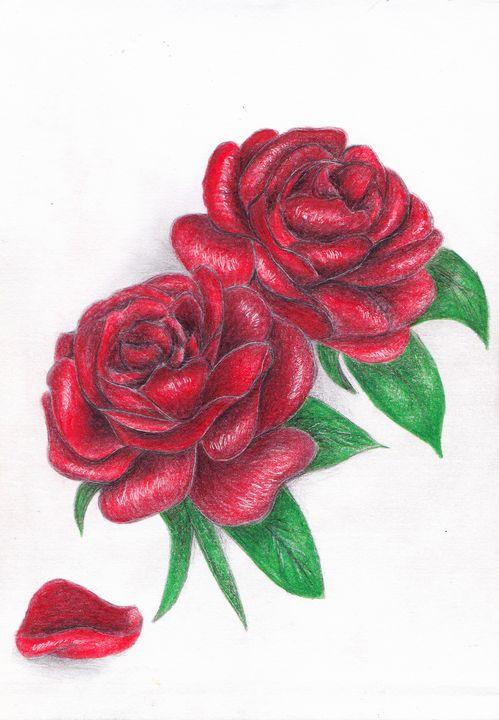 Rose hope - Rinna art