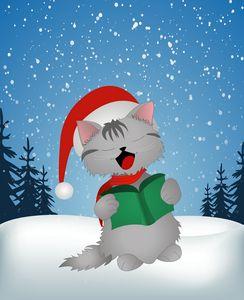 Christmas Cat