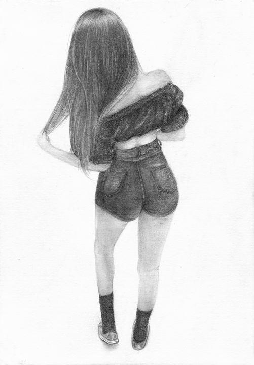 Style girl - Rinna art