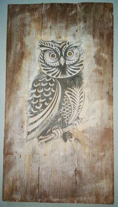 owls - areesign