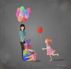 Be a Child on Your Birthday - Jessa C.