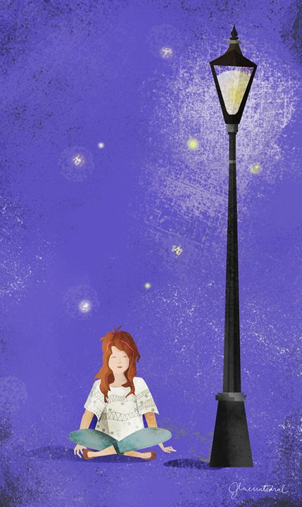 Starry Starry Night and the Lamp - Jessa C.