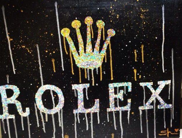 I LOVE ROLEX - Shai Arreaga