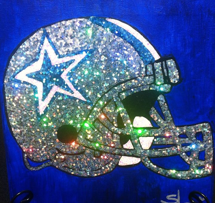 I LOVE DALLAS COWBOYS - Shai Arreaga
