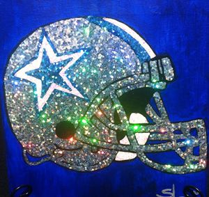 I LOVE DALLAS COWBOYS