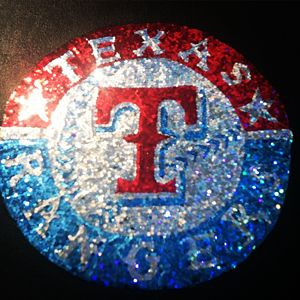 I LOVE TEXAS RANGERS