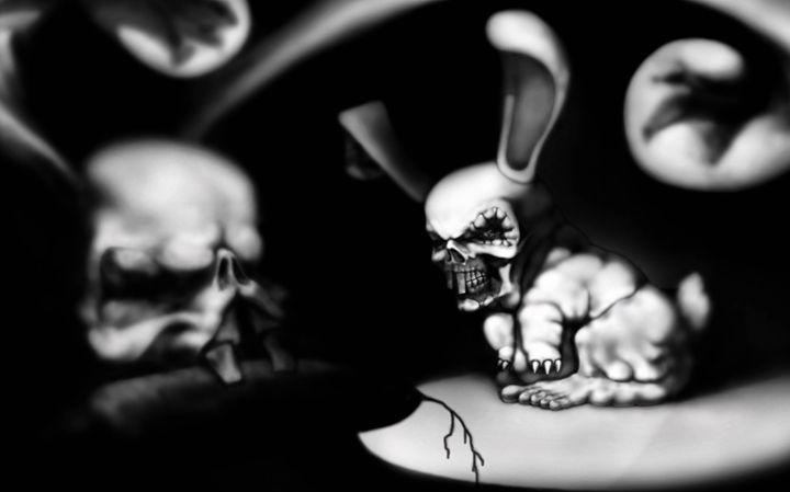 Rabbits II - Gediminas Zdanavicius