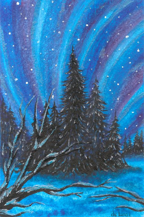 Northern Lights - Veronika de Lunar