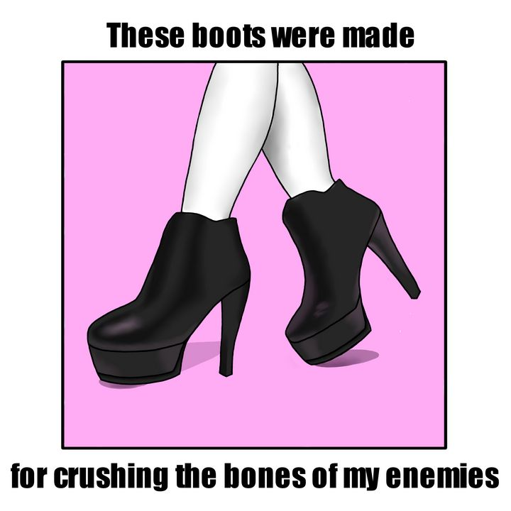 These boots - Fay Palmer Media
