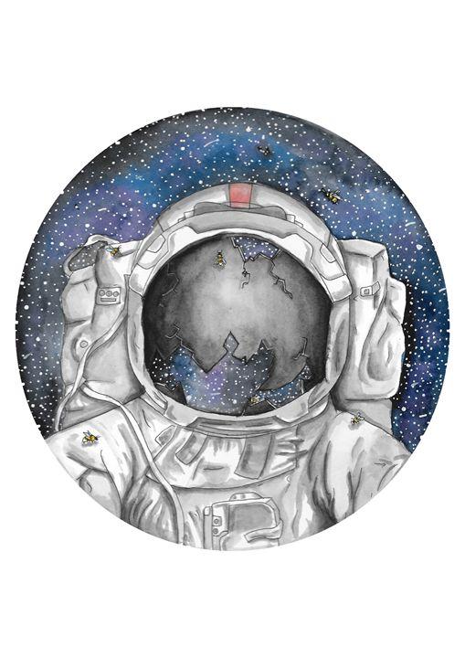 Cosmic Dust - Lotte Berendsen