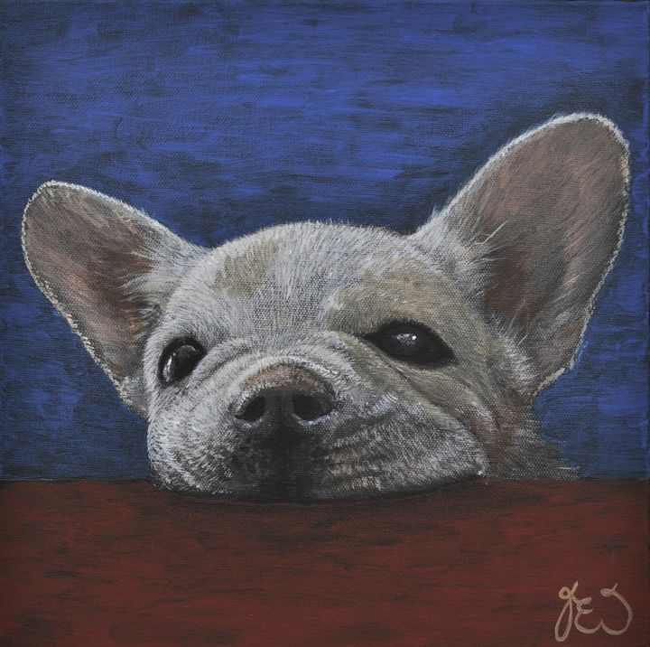 French Bulldog Puppy - James Ineson