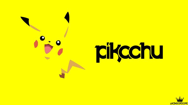 Pikachu - Teodor Anthony
