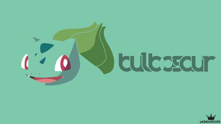 Bulbasaur - Teodor Anthony