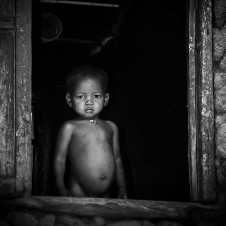 Malagasy child - Pierre-Yves Babelon