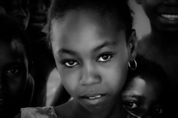 Malagasy children - Pierre-Yves Babelon