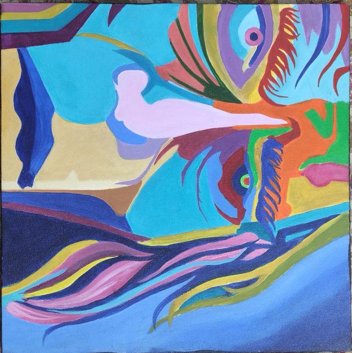 Psychosis - Guru artworks