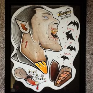 Dracula Flash