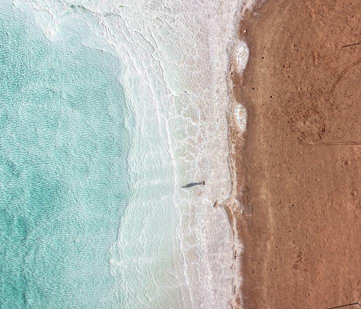 Dead Sea - Jamie Mackrill Photography