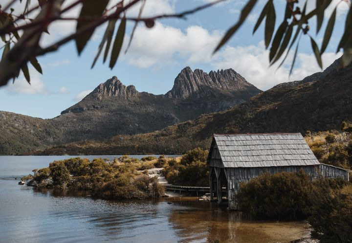Dove Lake - Tasmania - Jamie Mackrill Photography