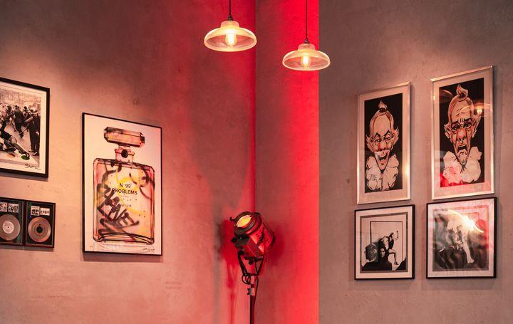 The Red Corner - Jamie Mackrill Photography