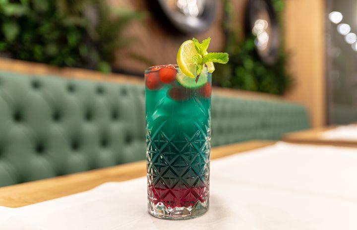 Fruity Cocktail - Jamie Mackrill Photography