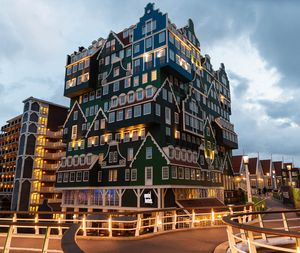 Gingerbread house in Zaandam
