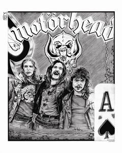 Motorhead Artwork