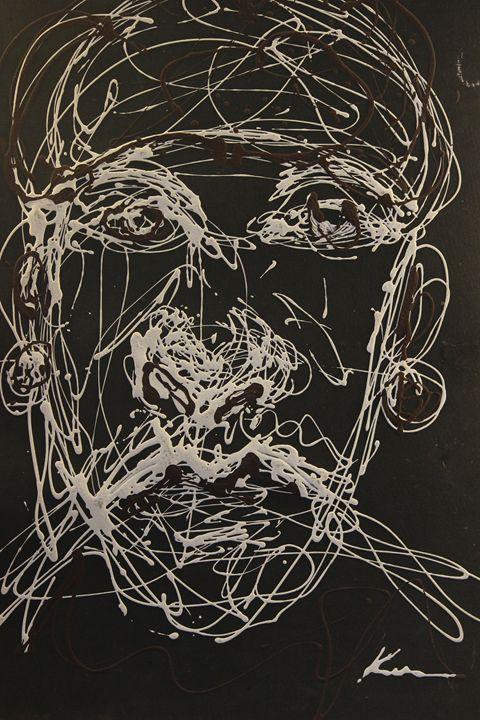 portrait - KARTIK JAIN ART